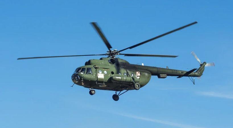 Ми-8 хеликоптер Ми 8