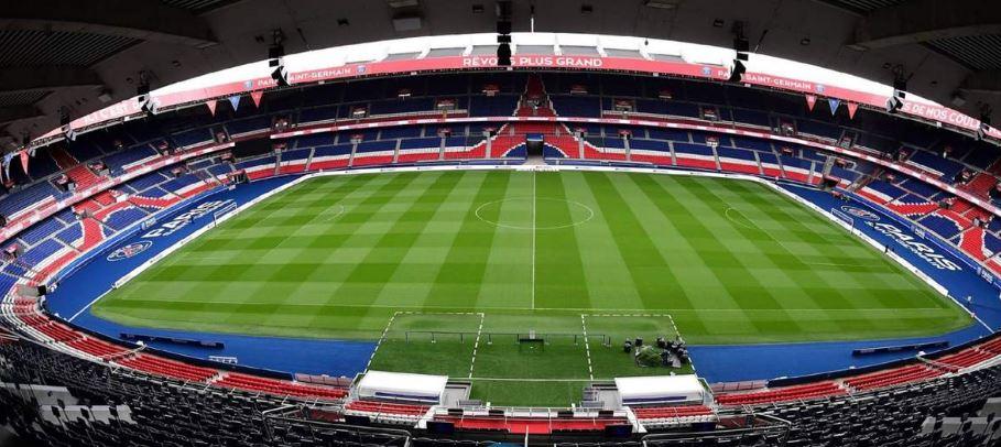 Парк де Пренс ПСЖ стадион
