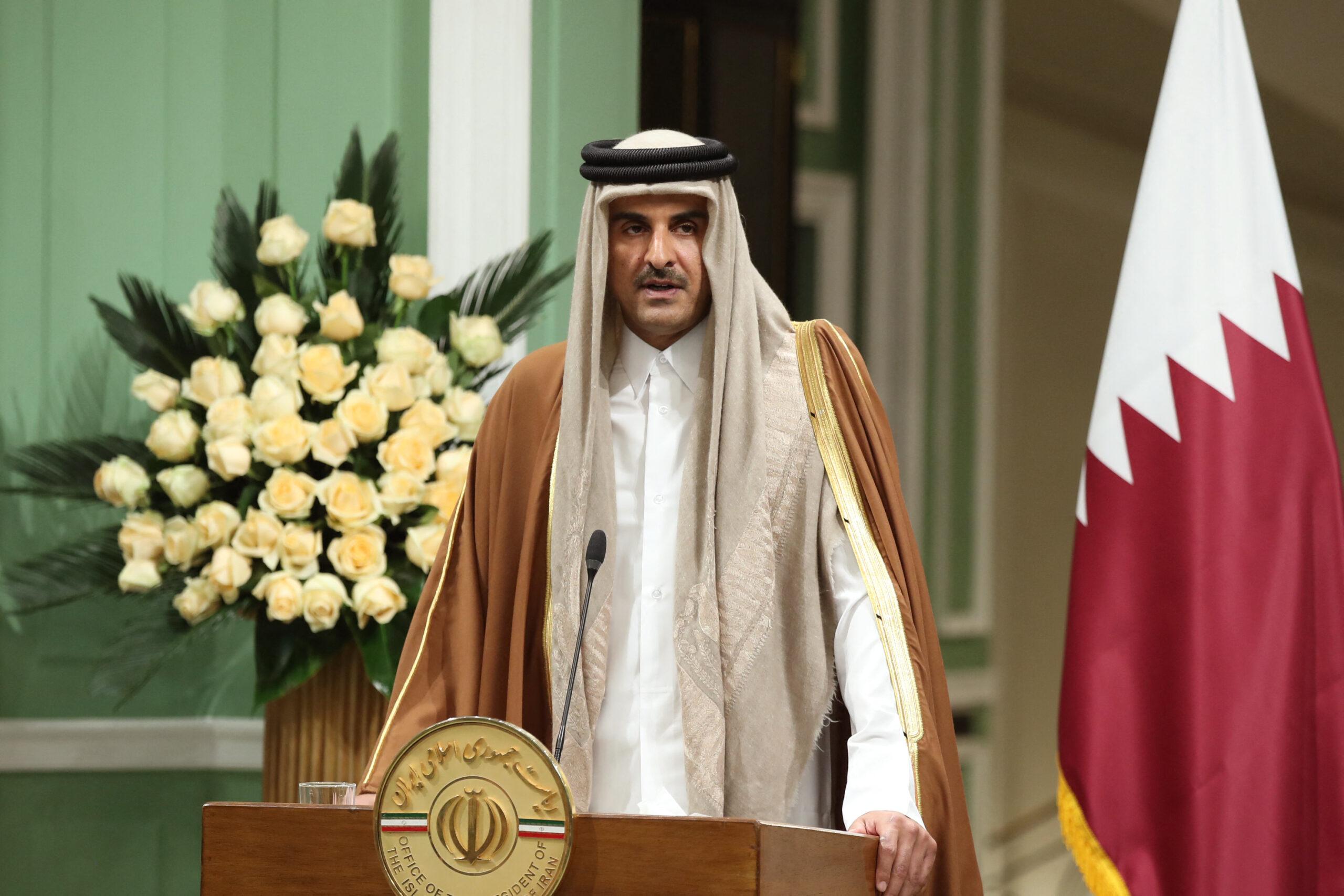 Катар емир