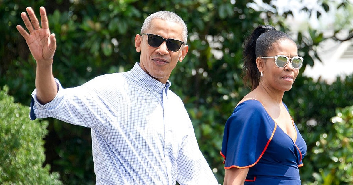 Барак Мишел Обама