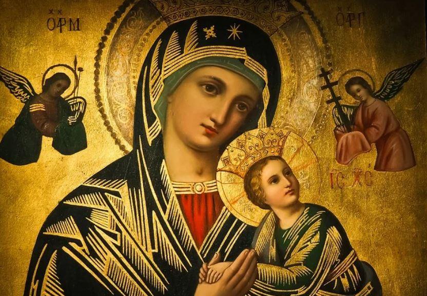 Богородица Мария