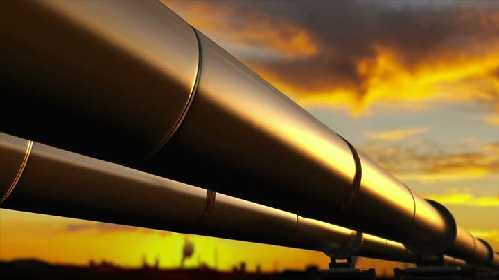 тръбопровод газопровод
