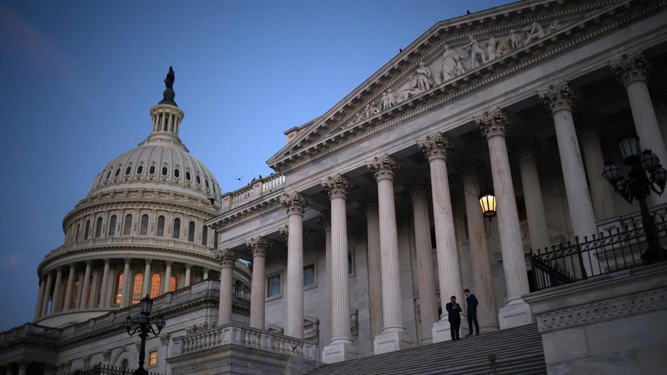 Капитолия Вашингтон снимка Туитър