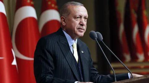 Ердоган снимка Туитър