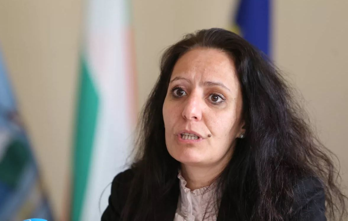 Росина Станиславова кмет Красно село ДБ БГНЕС