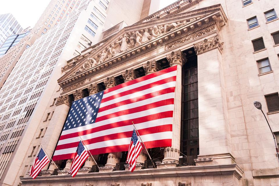 Уолстрийт борса Ню Йорк