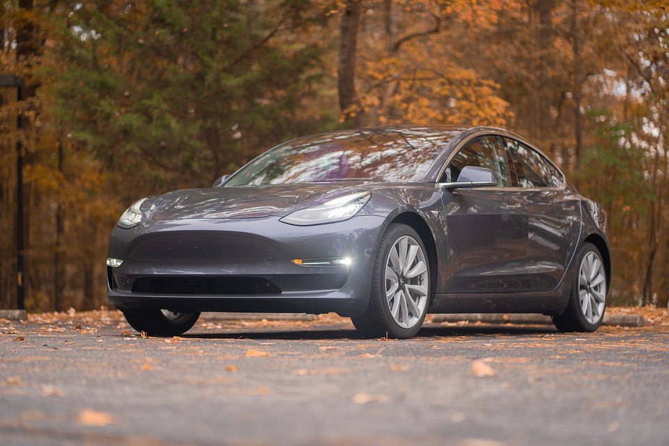 Тесла модел 3 Tesla Model 3