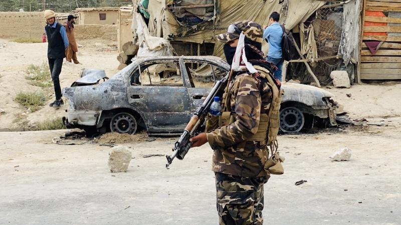 талибани Кабул