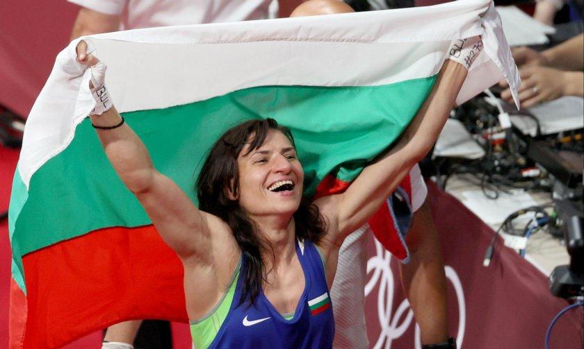 Стойка Кръстева спечели златото в Токио