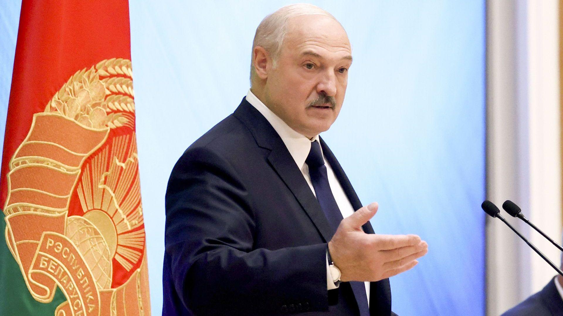 Беларус, Лукашенко