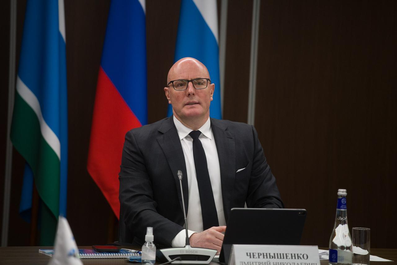 Чернишенко Русия вицепремиер