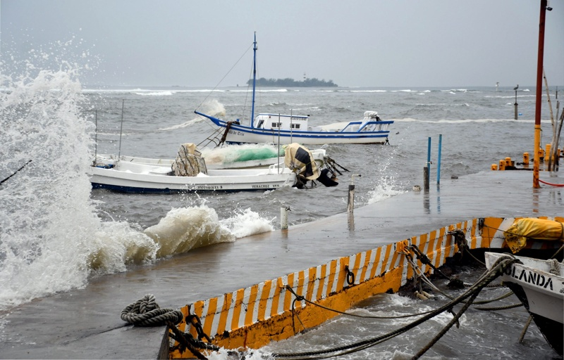 ураганът Грейс