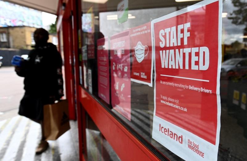 табелки за търсене на работа