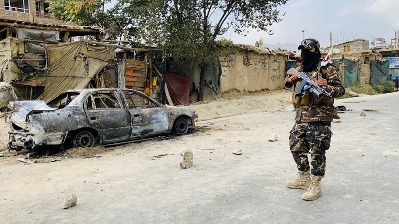 Кабул, талибани
