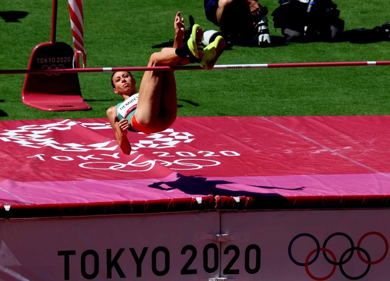 Мирела Демирева в Токио 2020