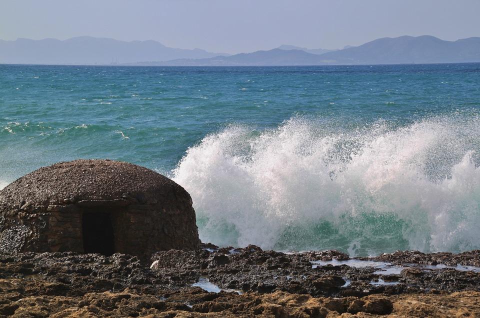 вълнение море