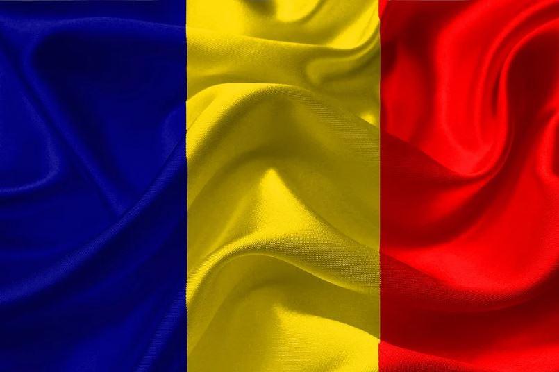 Румъния флаг
