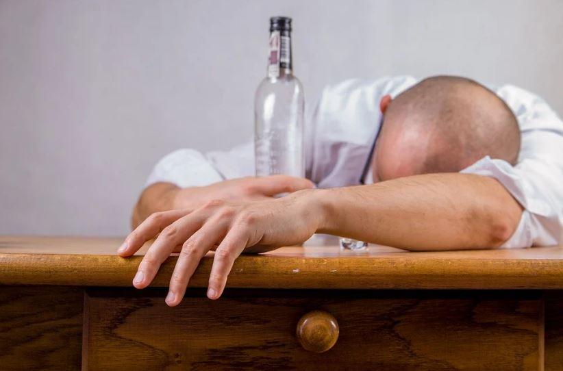 пияница пиян алкохол