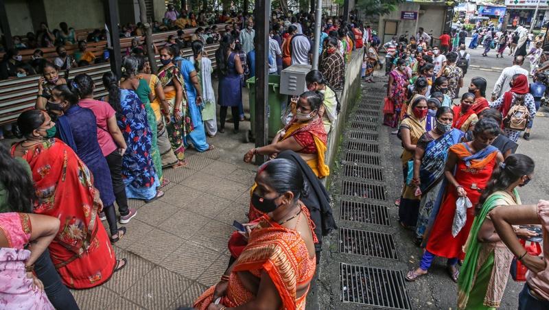 Индия ваксина ваксинация 17 септември