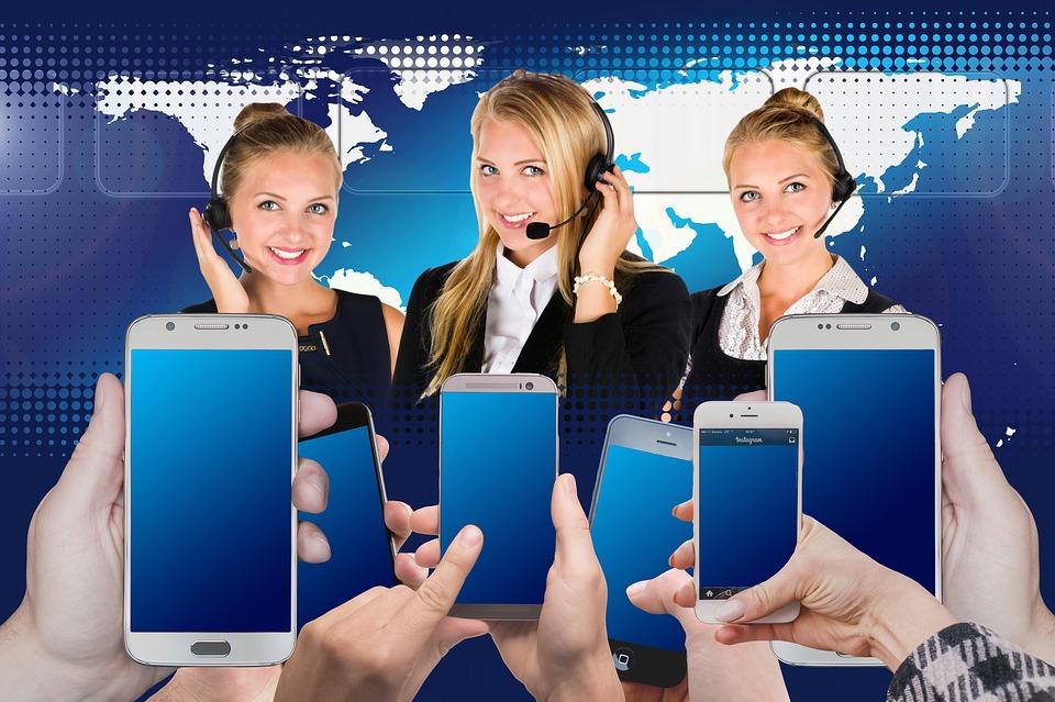 кол център търговия телефонистки