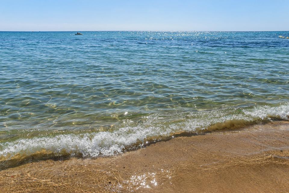 море плаж слънце