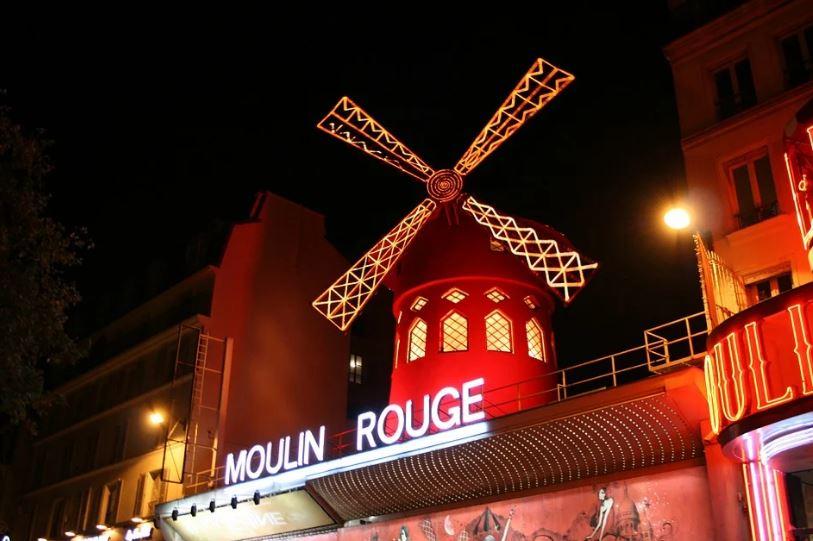 Мулен Руж Париж