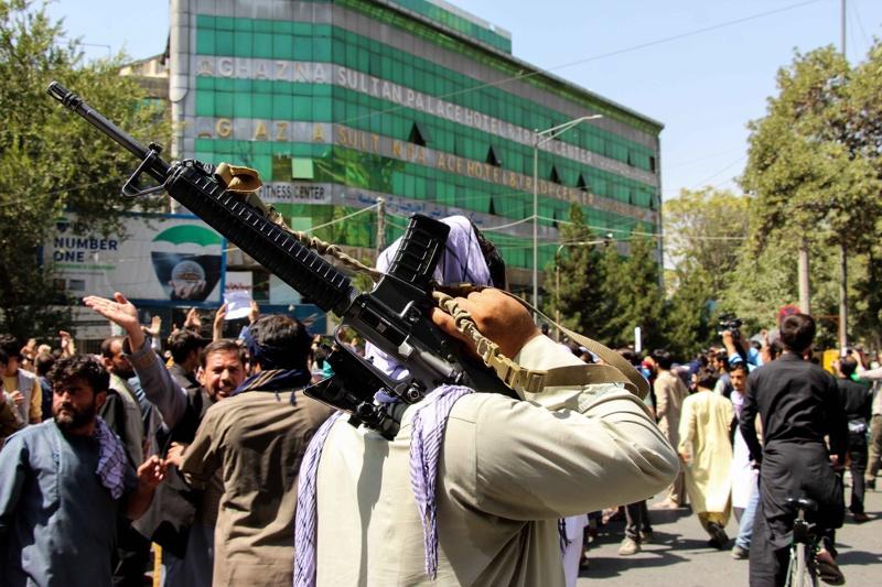 талибани протест Кабул