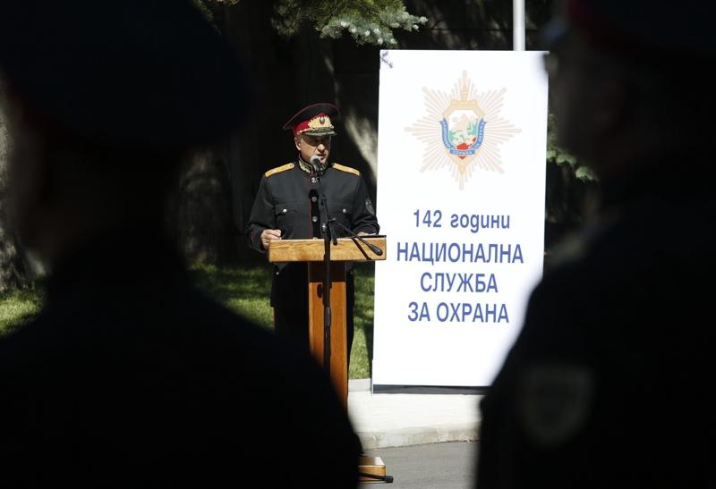 Емил Тонев, НСО
