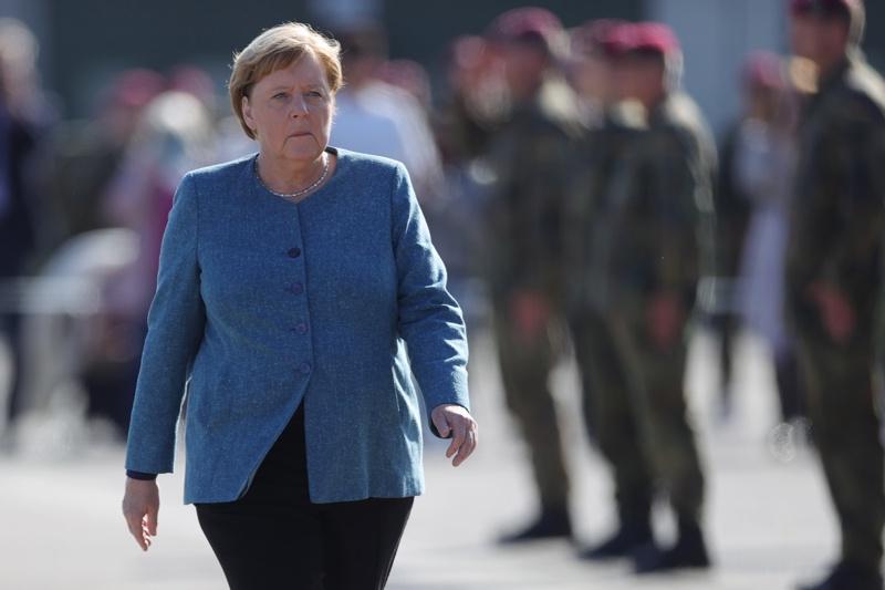 Ангела Меркел БГНЕС