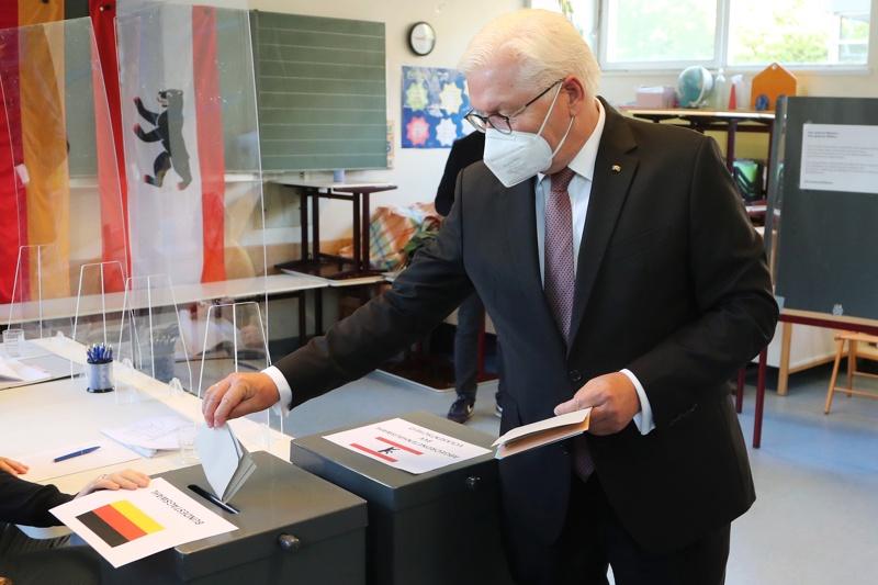 Германия избори Щайнмайер президент гласуване