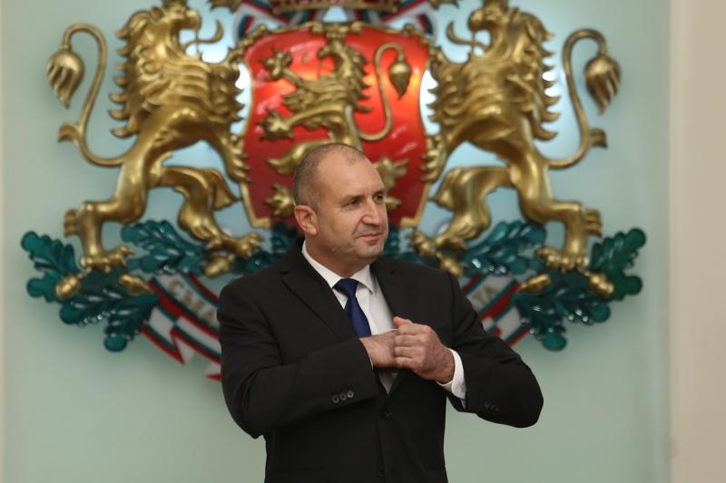 Румен Радев БГНЕС