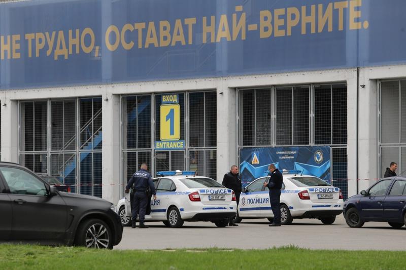 убийство стадион Георги Аспарухов