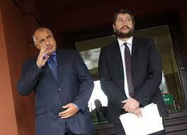 Христо Иванов и Бойко Борисов