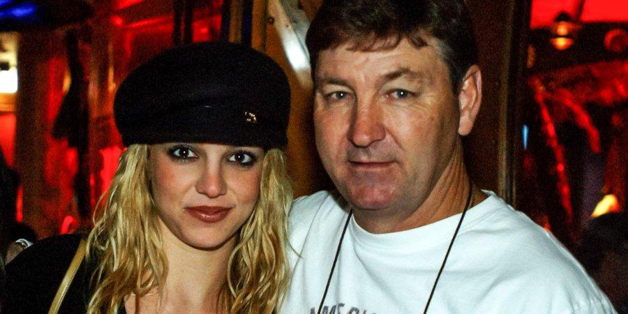 Бритни Спиърс и баща й