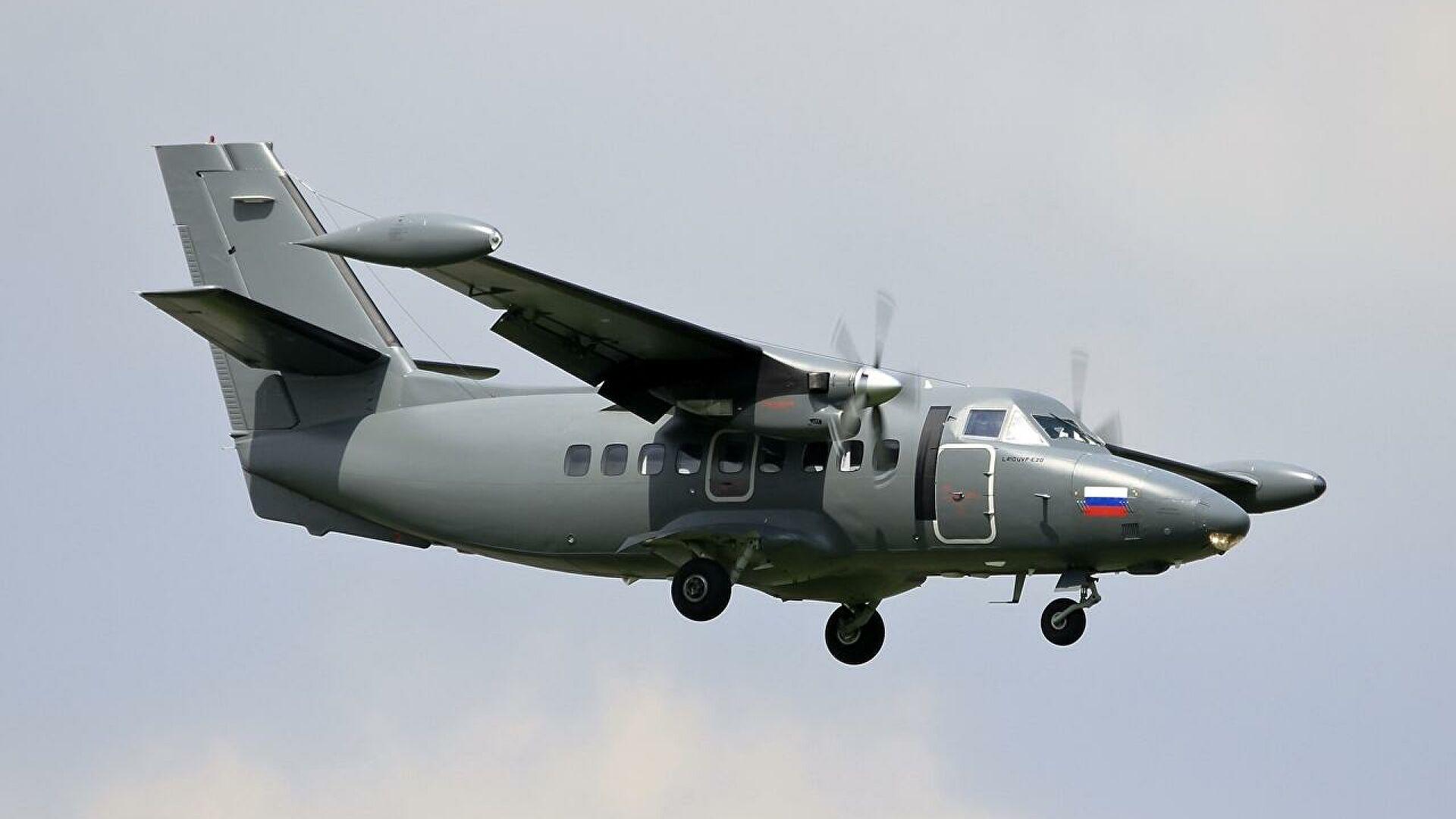 самолет Русия парашутисти