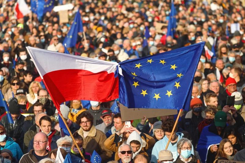 Полша ЕС