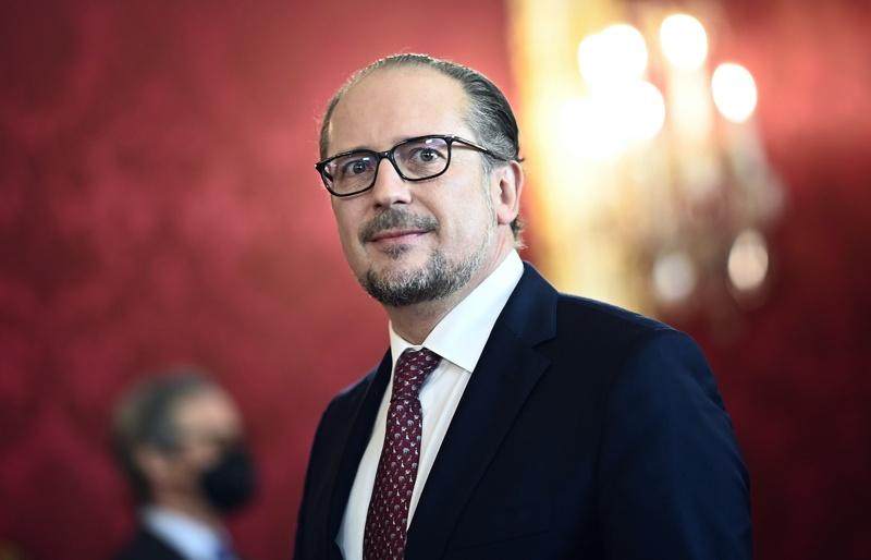 Шаленберг канцлер Австрия