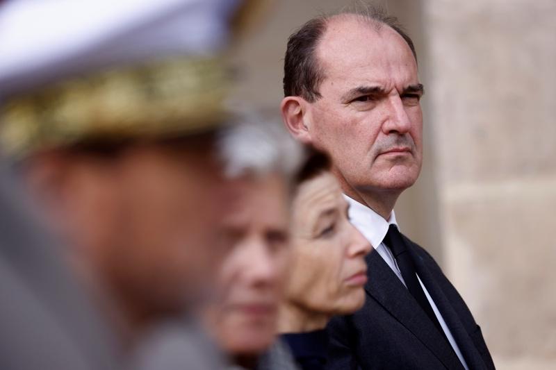 Жан Кастекс Франция премиер
