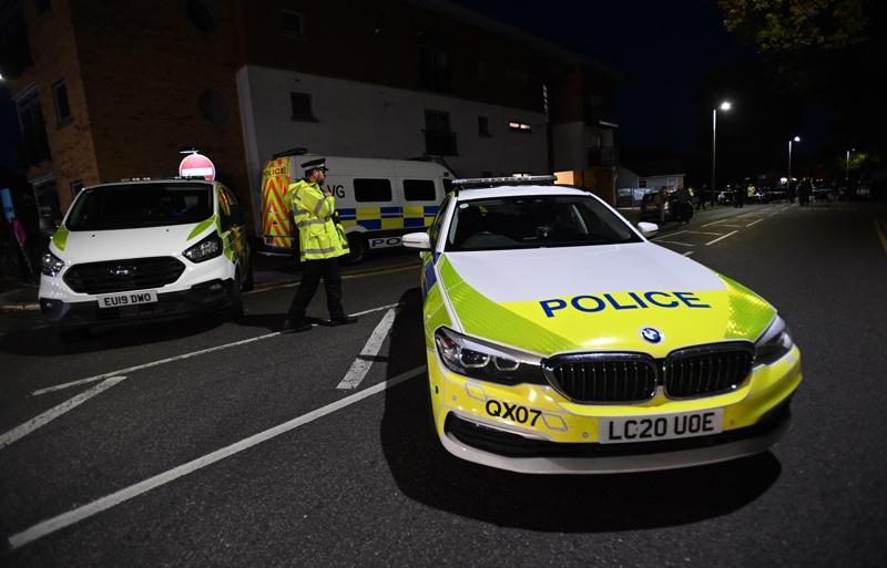 полиция Англия убийство депутат