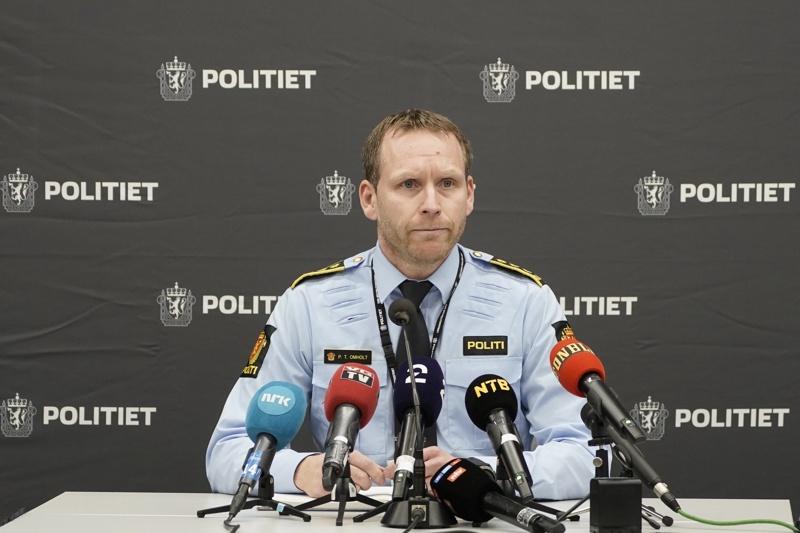 Норвегия полиция атентат