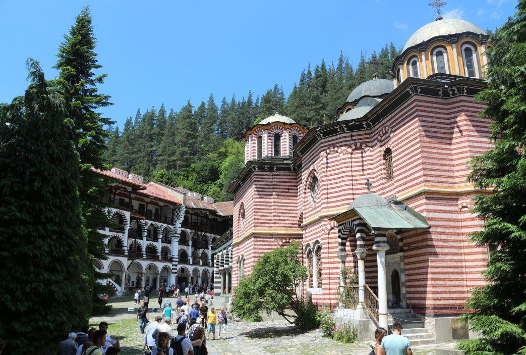 Рилски манастир БГНЕС