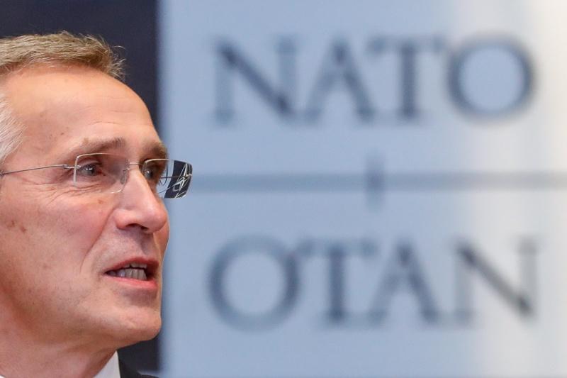 Столтенберг НАТО