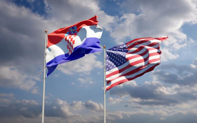 Хърватия САЩ