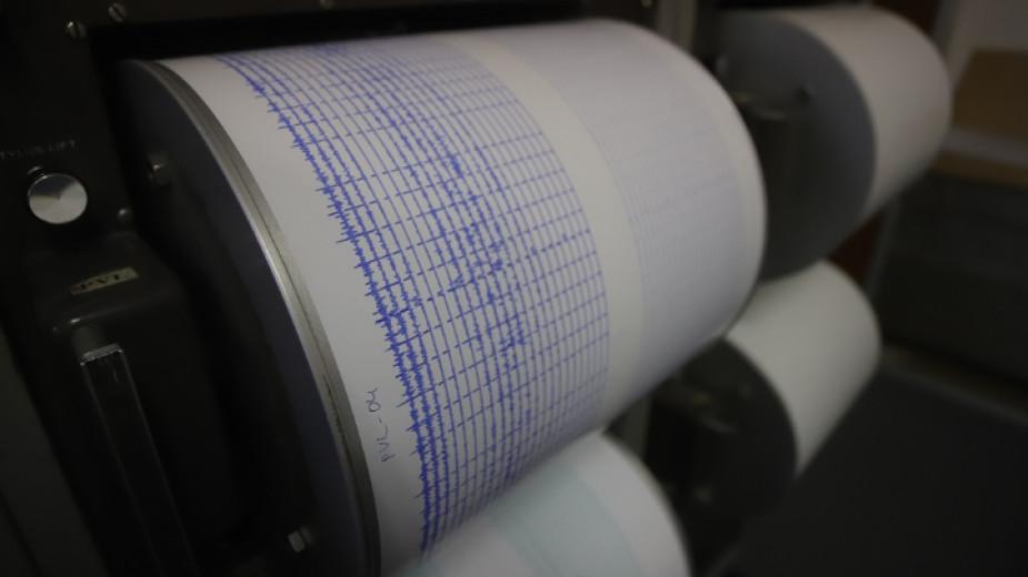 земетресение БГНЕС