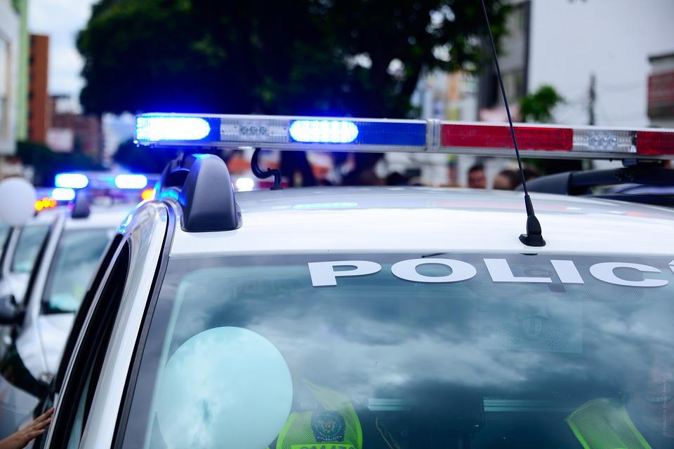 полиция патрул