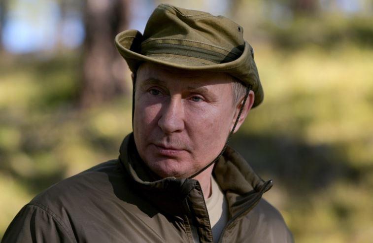 Путин Сибир