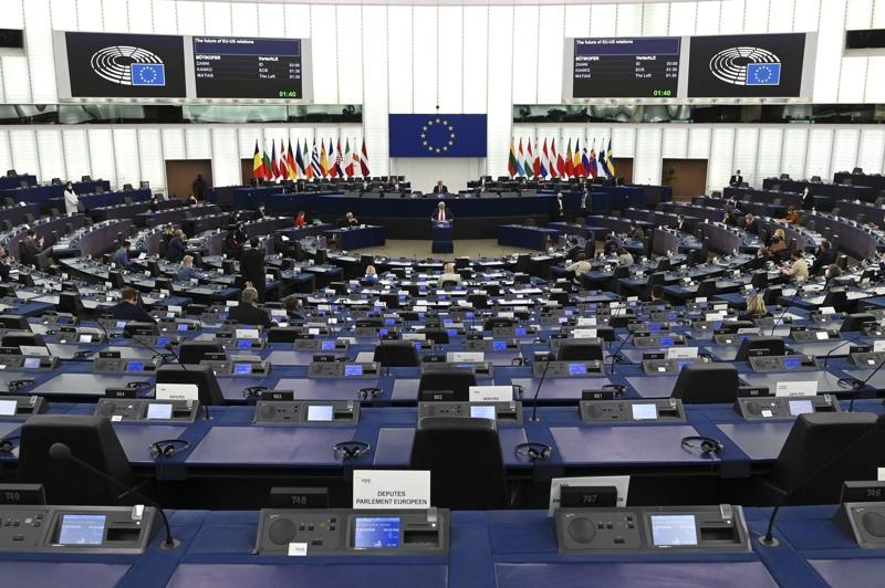 Европейски парламент европарламент Страсбург