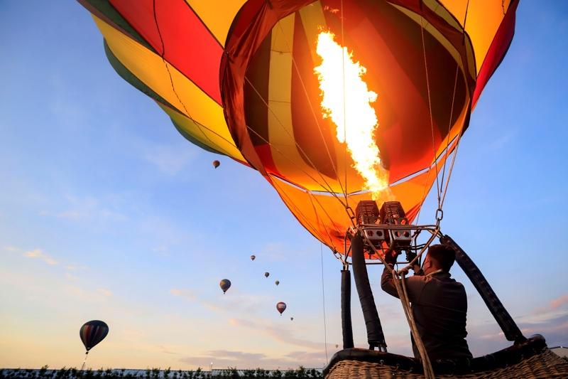 балони в Мексико