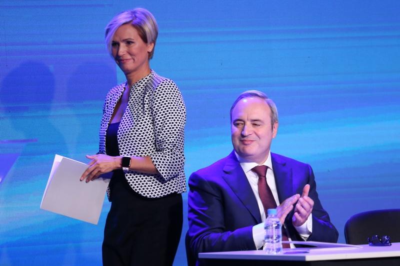 Анастас Герджиков и Невяна Митева БГНЕС