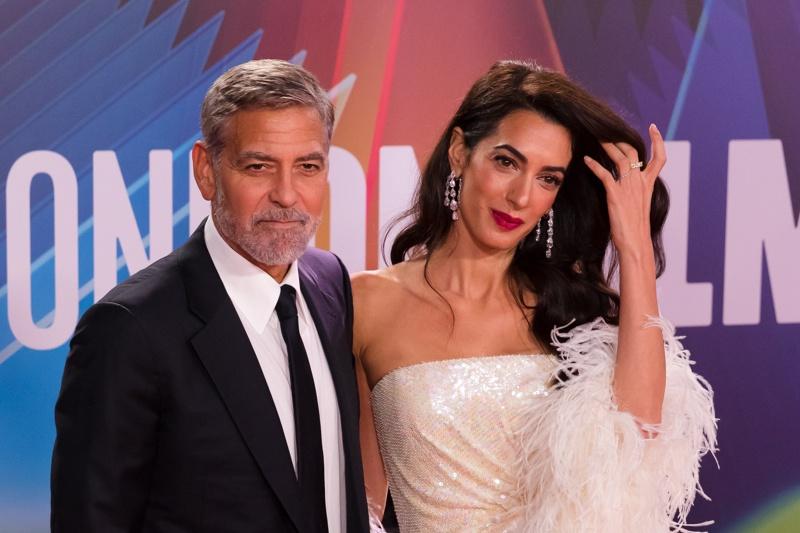 БГНЕС Джордж Клуни Амал Клуни